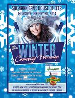 2nd Annual Winter Comedy Warmup