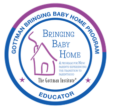 Allison Burch, Certified Bringing Baby Home Educator logo