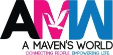 A Maven's World Lifestyle Brand logo