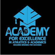 Academy for Excellence in Athletics & Academics logo