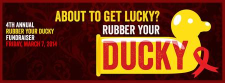 4th Annual Rubber Your Ducky presented by Page...