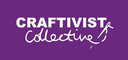 Craftivism Workshop: embroidered footprints (filmed...