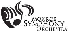 Monroe Symphony Orchestra logo