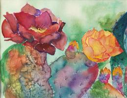 Watercolor Workshops for all skill levels with Phyllis Gubins