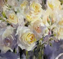 artBEAT: Painting Flowers in Watercolour with Trevor...