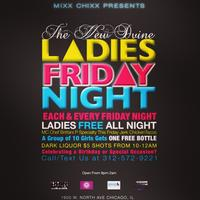 Ladies Night Each & Every Friday