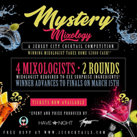 Mystery Mixology: A Jersey City Cocktail Competition