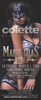 Colette New Orleans Mardi Gras Ball 2014