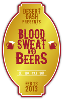 Blood, Sweat & Beers Daylight & Midnight Madness Trail Race