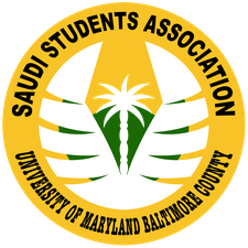 UMBC Saudi Students Association logo