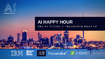 August AI Happy Hour @ AUT