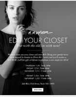 Edit Your Closet