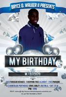 Bryce's 14th Birthday Celebration