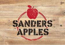 Sanders Apples  logo