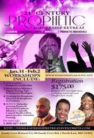 21st Century Prophetic Leadership Development Retreat