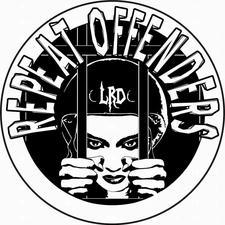 Lindsay Roller Derby logo