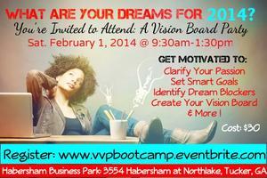 Values, Vision & Purpose Bootcamp (A Vision Board...
