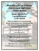 Francis Lewis High School Alumni Reunion