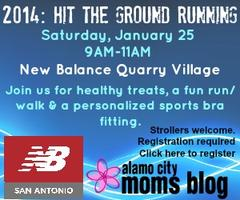 2014: Hit the Ground Running - Alamo City Moms...