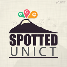 SPOTTED UNICT logo