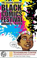 Black Comic Book Festival 2014 - Networking Event and...