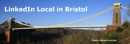 LinkedIn Local Bristol April 2018