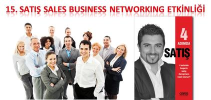 15. SATIS SALES BUSINESS NETWORKING ETKINLIGI