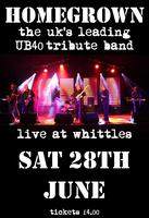 Homegrown - UB40 Tribute Band
