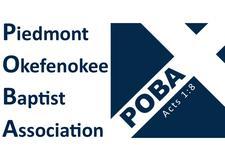 Piedmont Okefenokee Baptist Association logo