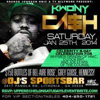 Kwony Cash #LIVE Upper Echelon Saturdays: Special...
