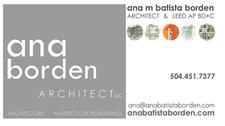 Ana Borden logo