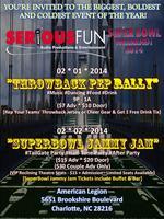 SeriouFun Super Bowl Weekend - Feb 1-2, 2013