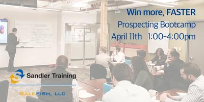 """No Pressure"" Prospecting Bootcamp"