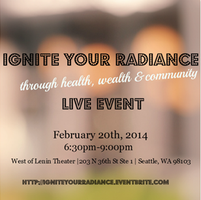 IGNITE YOUR RADIANCE Event