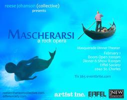 MASCHERARSI (A Masquerade Rock Opera)