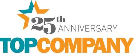 25th Anniversary Top Company Awards