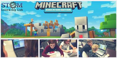 KELOWNA: Minecraft Modding Summer Camp (Gr. 5-8)