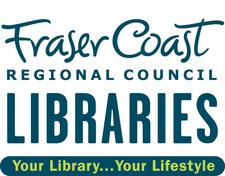 Fraser Coast Libraries logo