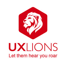 UXLIONS logo