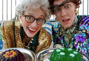 Thirdbird presents Fantasy Grandma Blind Dates