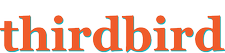 thirdbird logo