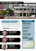 USANA Chicago Kickoff 2014