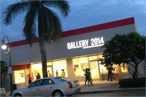 Hollywood Slow Art Day - Gallery 2014 - April 12, 2014