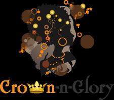 Yolanda Chambers, Creator & Founder of Crown-n-Glory  logo