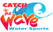 Catch The Wave Water Sports logo
