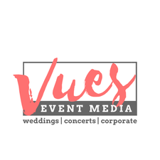 VUES EVENT MEDIA logo