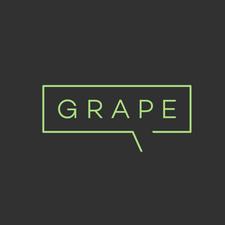 The Grape Iasi logo