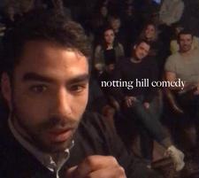 notting hill comedy logo
