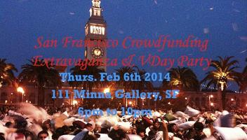 CrowdFunding Movement Launch Party Extravaganza