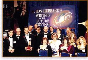 Homenaje al escritor y filántropo L. Ronald Hubbard